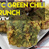 Review Rasa Green Chili Crunch KFC Malaysia