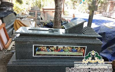 Makam Kristen Baru, Makam Kristen Di Bandung, Makam Kristen Granit