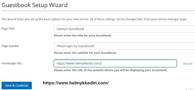 Cara menambahkan guestbook ke blogger3