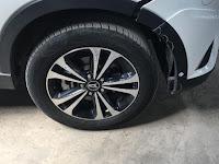 Harga Dan Fisik : Velg All New Daihatsu Terios (2018)