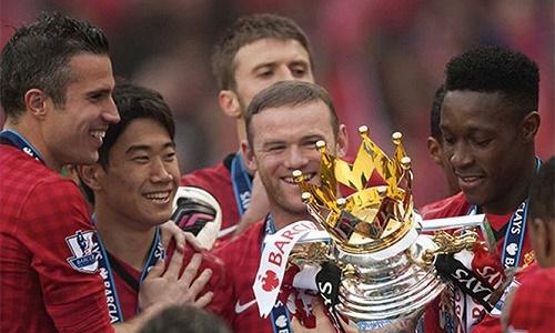 Dù phải ra đi Kagawa vẫn hạnh phúc vì được cùng Man Utd vô địch Ngoại hạng An