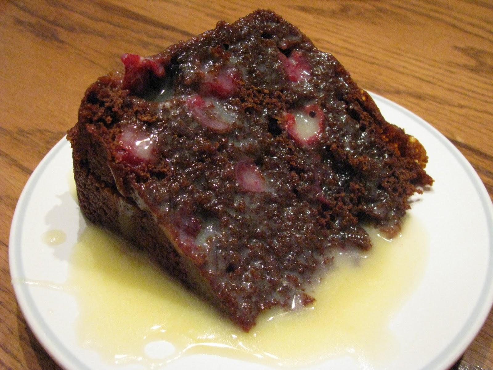 Upside Down Apple Cake Recipe