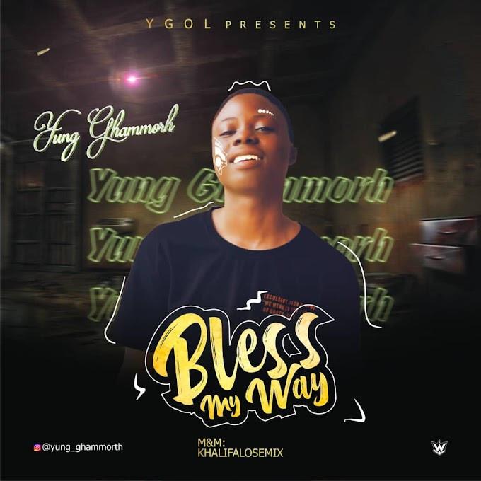Yung Ghammorh - Bless my way