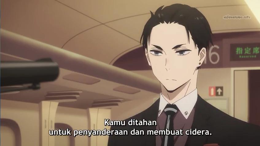Fugou Keiji: Balance: UNLIMITED Episode 03 Subtitle Indonesia