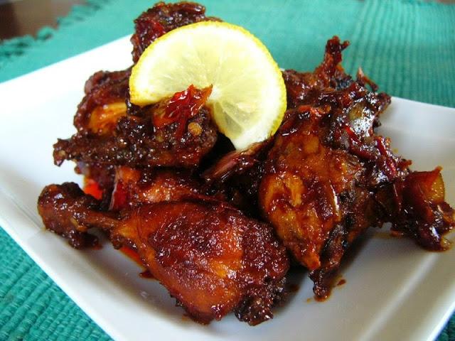 Resep Bumbu Ayam Bakar Kecap Spesial dan Cara Mudah Membuatnya
