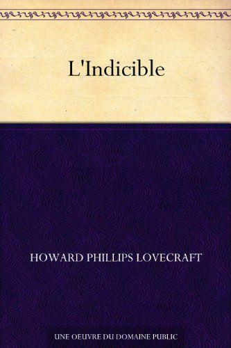 L'Indicible, H.P Lovecraft (lecture audio)