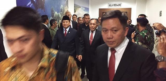 Prabowo: Saya Akan Sekuat Tenaga Lanjutkan Apa Yang Sudah Dirintis