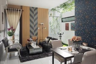 Siti Rogayah Bacan Living Room