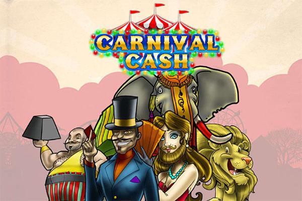 Main Gratis Slot Demo Carnival Cash Habanero