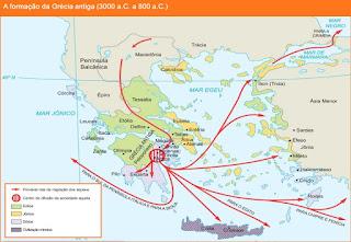 Grécia Antiga - www.professorjunioronline.com