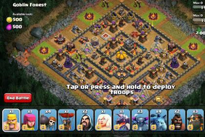 Download Thunderbolt COC - Clash of Clans Mod Apk Unlimited Gems