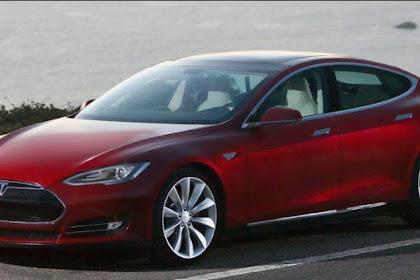 Penjualan Mobil Mewah Eropa kalah dengan Tesla