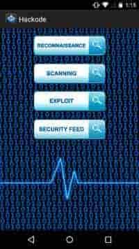 شرح تطبيق hackode للاندرويد