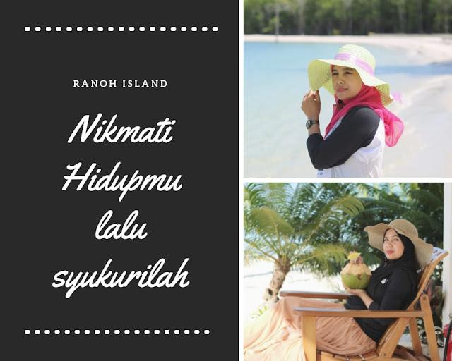 Pulau Ranoh Barelang Batam