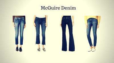 Marca de Calça Jeans Feminina McGuire