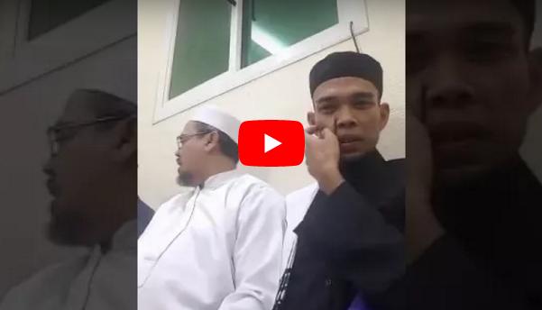 Netizen Sedih, Lihat Video Ustadz Abdul Somad dan Habieb Rizieq, Ulama Berkumpul di Negara Lain, di Negeri SendiriJustru Dimusuhi Segelintir Orang