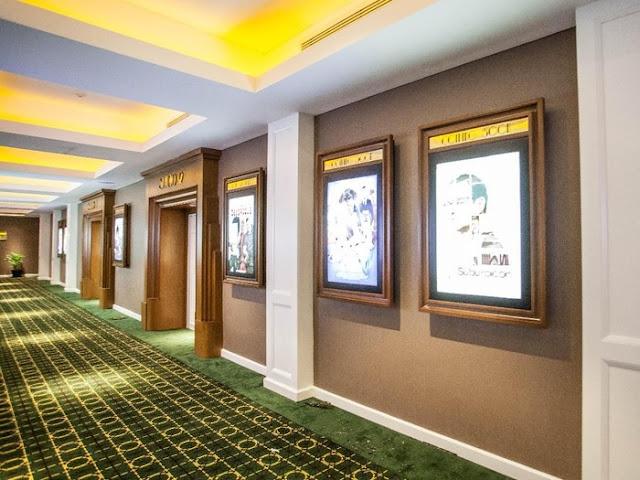 XXI Tutup Sementara Layar Bioskop
