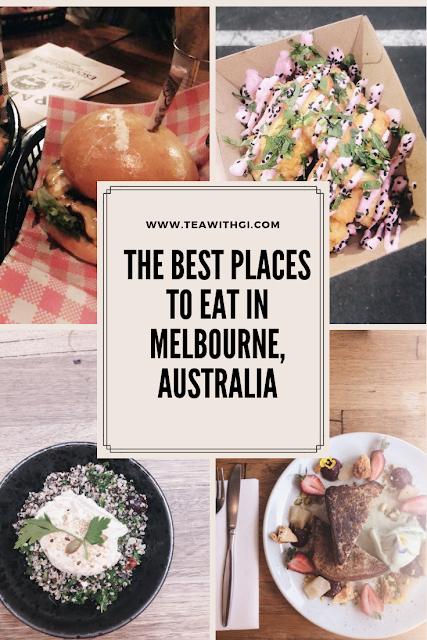 melbourne food spots