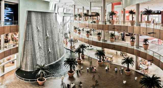 Dubai Mall yang Megah