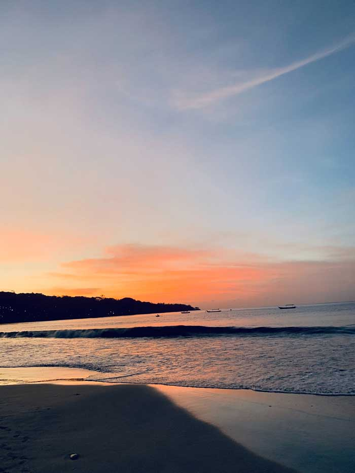 Fasilitas di Kawasan Wisata Jimbaran Bali