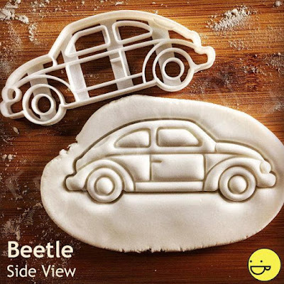 Volkswagen Beetle Cookie Cutter
