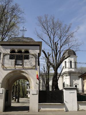 Biserica Mavrogheni