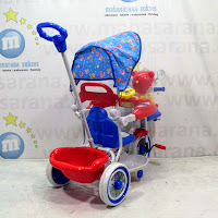 pmb t08 beruang tricycle