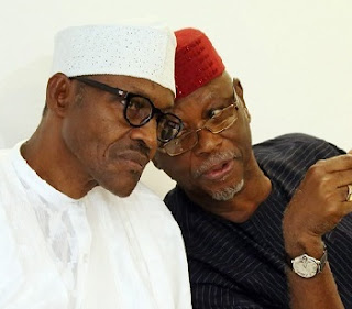 All Progressives Congress (APC), Chief John Odigie-Oyegun and Buhari