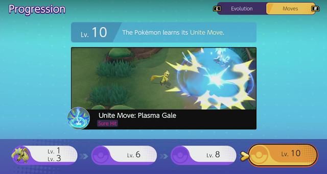 Kỹ năng Unite Move: Plasma Gale