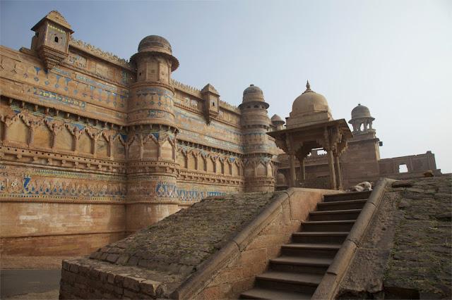 Man Mandir Palace Gwalior