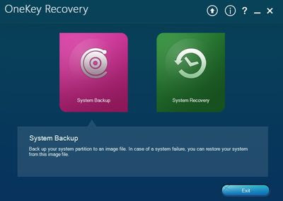 Lenovo OneKey Recovery 8.0.0.1219 Tool Latest Free Download For Windows