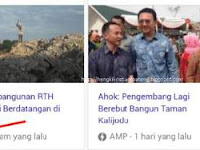 Accelerated Mobile Pages (AMP) Mempercepat Tampilan Konten Mobile