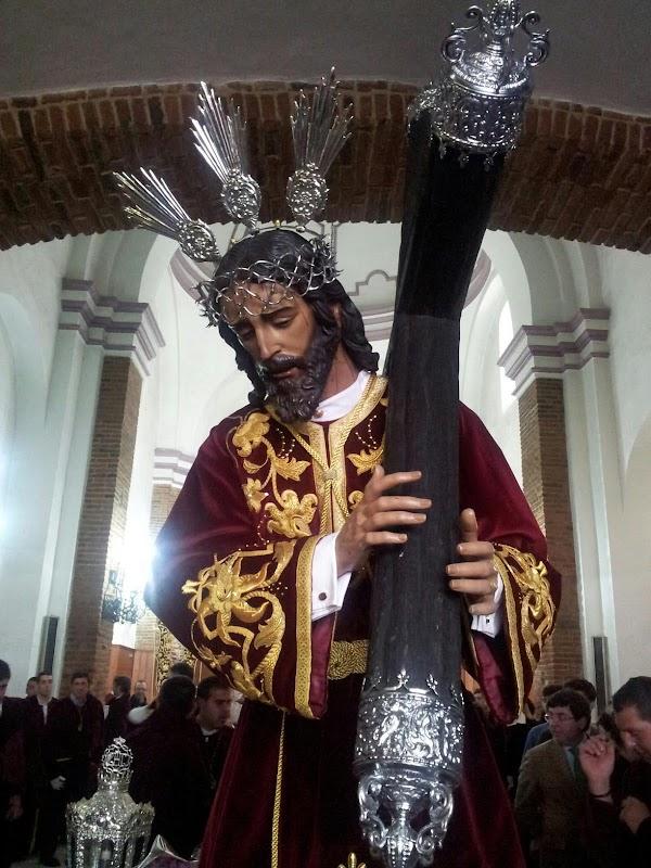 Listado Actualizados de los Templos de donde se ubicaran los distintos nazarenos de la provincia de Córdoba de cara a la Exposición Magna