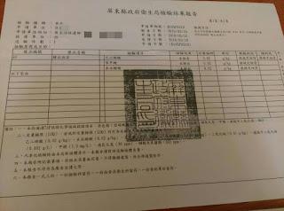 農家許媽媽-香辣有勁韓國泡菜食法-檢驗報告