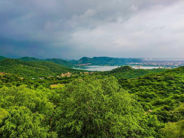 nahargarh city view
