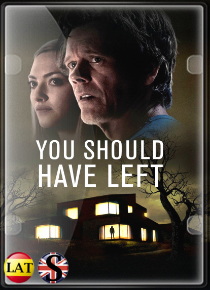 You Should Have Left (2020) WEB-DL 1080P LATINO/INGLES