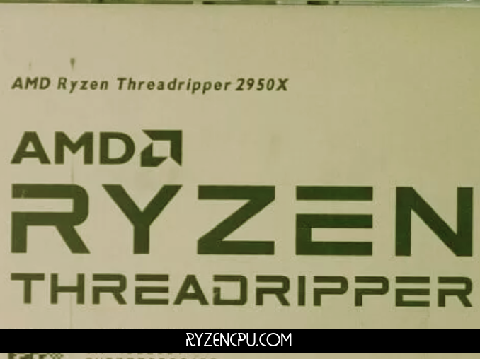 Threadripper 2950X