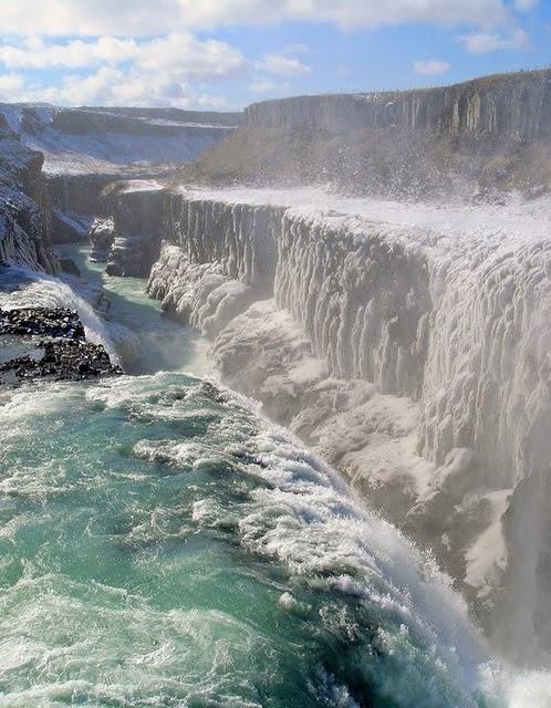 air terjun,memukau,indah,alam