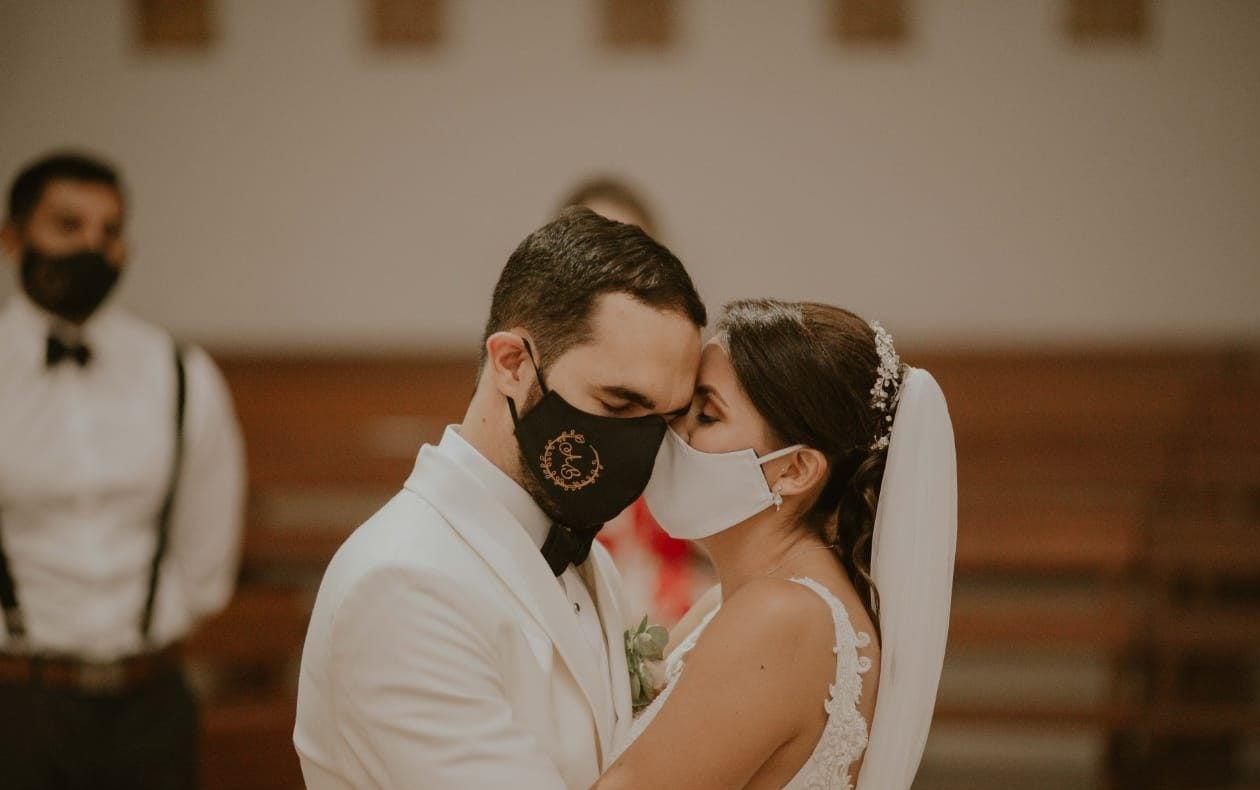 bodas de covid