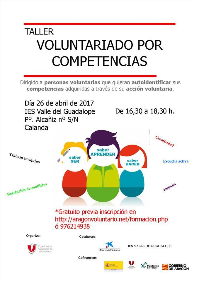 Voluntariado por competencias