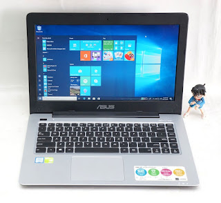 Laptop Asus A456U Spek Gaming Bekas