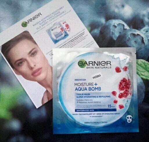 Garnier Skin Naturals Moisture +Aqua Bomb