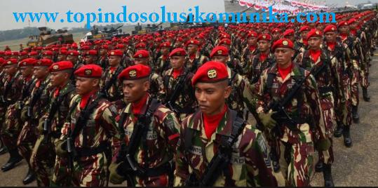 Geser SAS Inggris! KOPASSUS Indonesia Jadi Pasukan Paling Mematikan Nomor Satu di Dunia