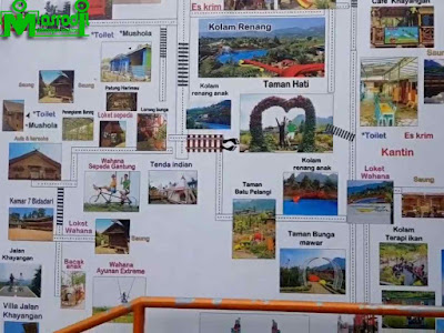 Wisata puncak bogor villa khayangan
