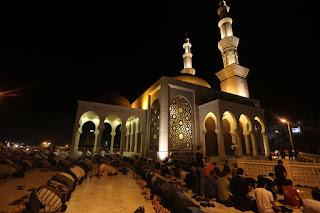 Di Bulan Ramadhan Maka perbanyaklah istighfar