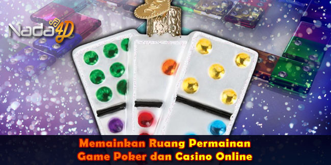 Memainkan Ruang Permainan Game Poker dan Casino Online