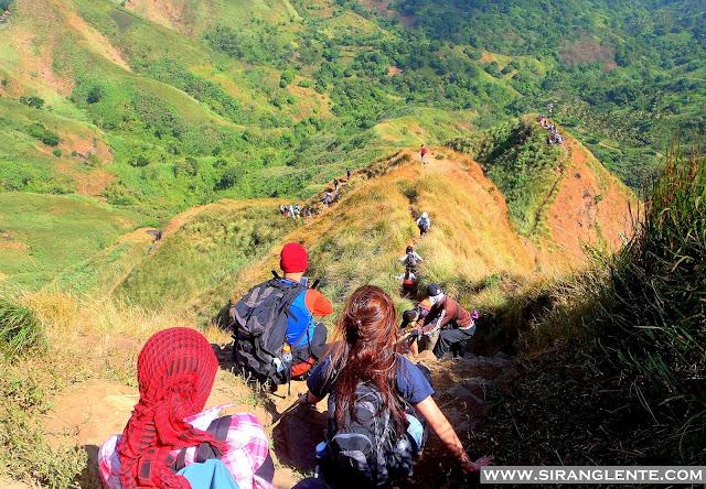 Mt. Batulao itinerary