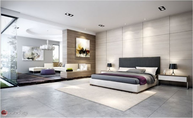 Upscale Bedroom Designs 12
