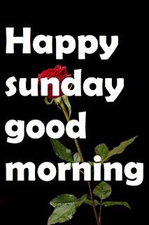 sunday good morning