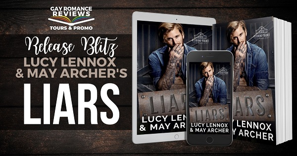 Release Blitz. Lucy Lennox & May Archer's Liars.